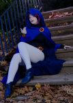 Lady of Darkness (Raven - Teen Titans) by Angelic-Nirvana