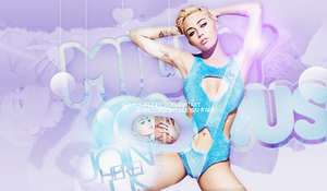 mileyy by SparksOfLights