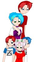 dude its her family by TailsChik