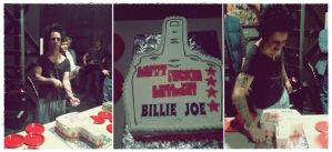Happy Birthday Billie! by darkwaylovesMCR