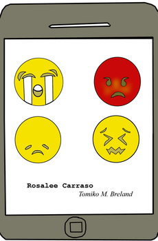 Book Cover Rosalee Carrasco by ponderings-pictures