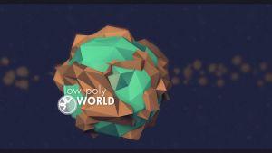 Low Poly World by CMFGeneration