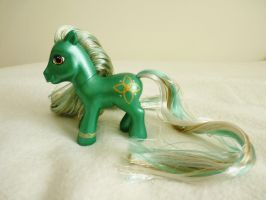 Custom mlp celtic emerald by thebluemaiden