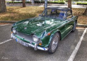 HDR CAR by Louis-photos