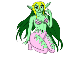 Colored Plant Elf by gtstyling32