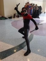 Nightwing by Neville6000
