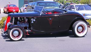 1934 Ford Roadster by StallionDesigns