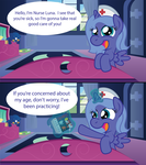 Nurse Woona by T-3000