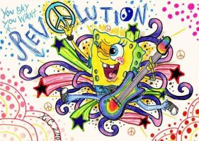 Revolution by Spongefifi