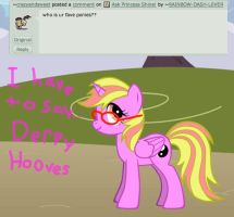 Ask PS: Q and A 1 by MLP-WhiteNoise