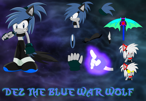 Dez ref :old version: by BluethornWolf