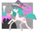 COM: Sugar Spell by Ask-ChesterLove
