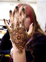 Mehndi by woodoflights