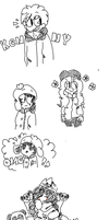 ((Twitter Doodles)) by Ask-Fiona