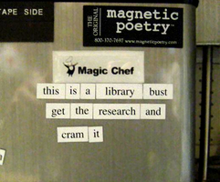 magnetic college poem by Yukapi-Wurumi