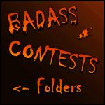 BADASS Folder Contests by Suuxe