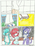 Emerald coast high Semester1:1pd.1 pg.1 by Sugary-Cakes