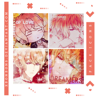 Icons DL Shuu~ by xBonbons