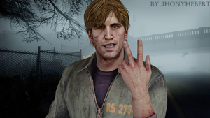 Murphy Pendleton - Silent Hill Downpour by JhonyHebert
