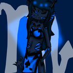 spritestuck vriska/for lack of a better name/ by evillovebunny500