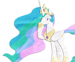 ObliviousNature1 Request: Celestia by Narflarg