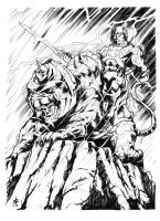 he man inked by darnet