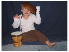 Drummer Boy 8 by Polly-Stock