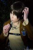 Eren Jeager - Attack on Titan Cosplay - Key by K-I-M-I