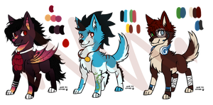 Themed Adopt Auction: 1/3 open by eiba09011