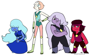 Gem Role Reversal by BananimationOfficial