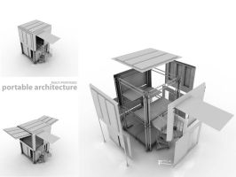 portable architecture by picopix