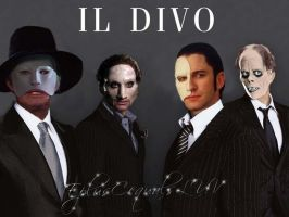 Phantoms: Il Divo Hehe by EplusCequalsLUV