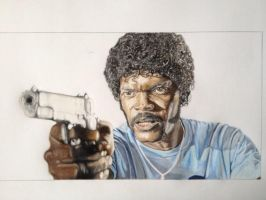 Pulp Fiction 15 by ctcoops