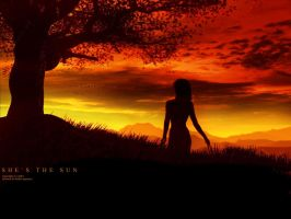 She's the Sun by fein