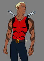 Aqualad by HyperLaceAlchemists