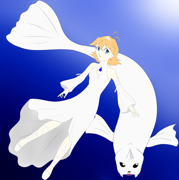 BAMM Week 2 - Lady Dewgong Emily by Aislin-Le-Fay