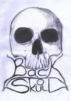 back to skull by setitikasa
