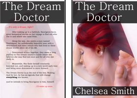 The Dream Doctor: Book Cover by chelsmith18