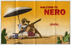 Welcome to Nero by jollyjack