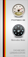 Dashboard - German Edition by whyred