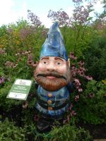 Vincent Van Gnome by Ember14