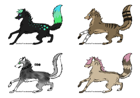 Open Canine Point Adopts CHEAP by KixAdopts