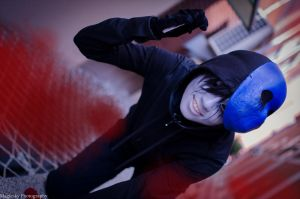 S.I.K 04 - Eyeless Jack Cosplay [2] by MHD0524