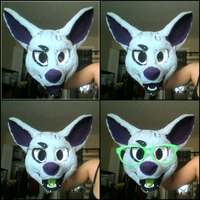 Head WIP 5 by Keitikins