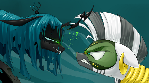 Stop bugging me by Underpable