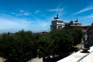 Top of the Capitoline by WeaselTea