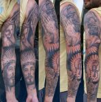 religious arm project by graynd