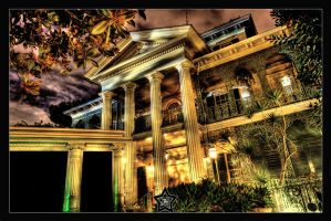 Haunted Mansion - DL by Dstar-Photography