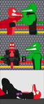 Reptile Rumble pt.9 by Toonfan0