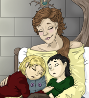 Happy mothers day Frigga by Art--Surgery